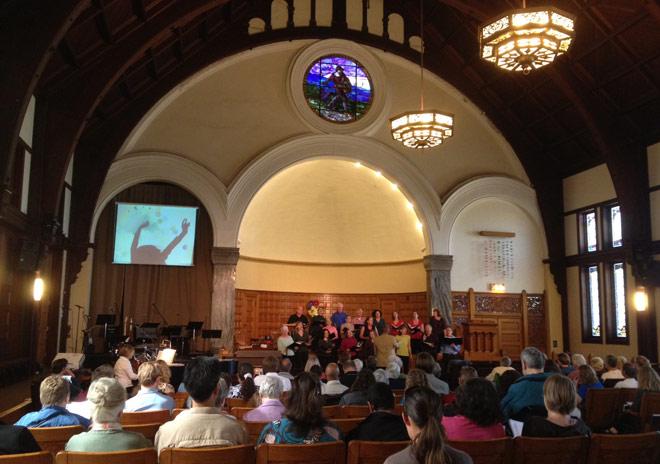 Facility Rentals First Unitarian Church Of Oakland